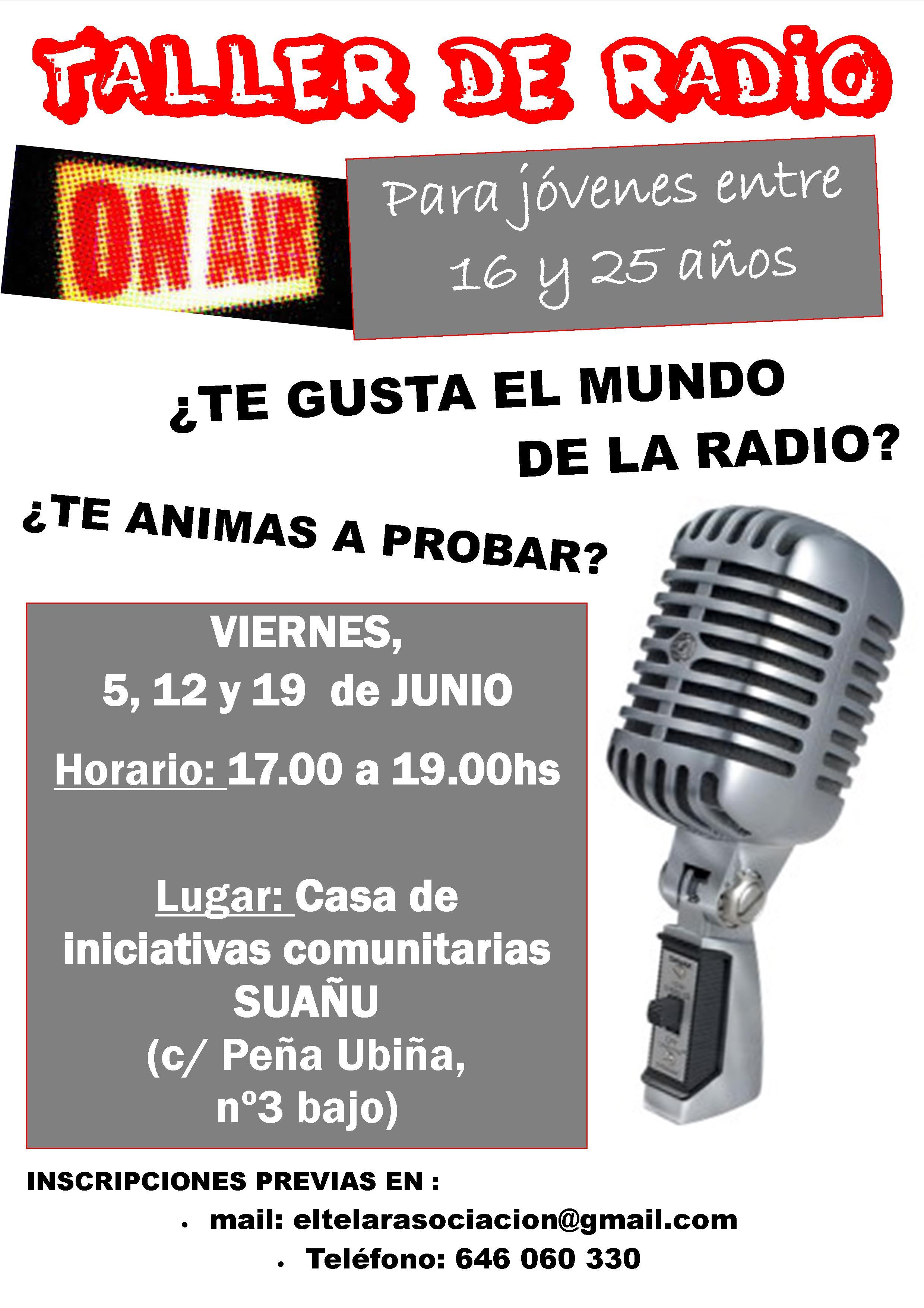 taller radio jovenes junio